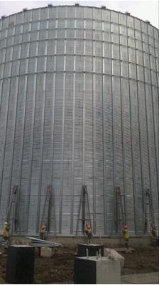 Предприятие по производству комбикормов продуктивностью 30 тонн в час. г. Умань