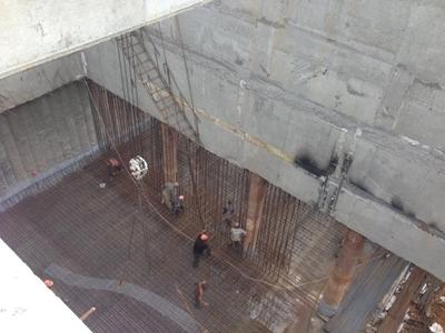 Канализационно-насосная станция КНС-6Б (ул. Алмазная, 36, 9 ст. Люстдорфской дороги)