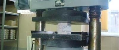 Изображение Пресс для проб бетона