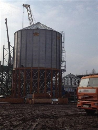 Picture for service COMPOUND FEED INDUSTRY ENTERPRISE WITH A CAPACITY OF 30 TONS PER HOUR, UMAN, CHERKASSY REGION