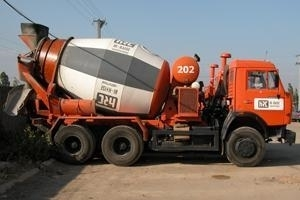 Picture of TRUCK MIXER KAMAZ