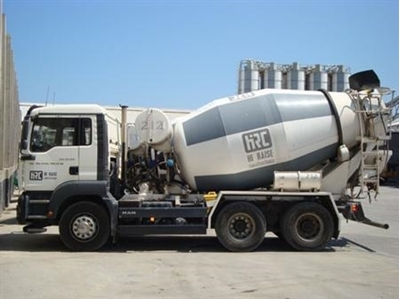 Picture of TRUCK MIXER MAN