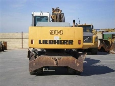 Picture of LIEBHERR R 914 EXCAVATOR