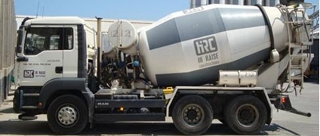 Picture for category MACHINERY FOR TRANSPORTING CONCRETE MIXTURES
